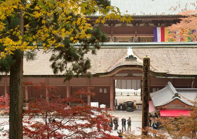 比叡山で歴史巡り